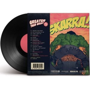 Skarra Mucci Greater Than Great vinyle