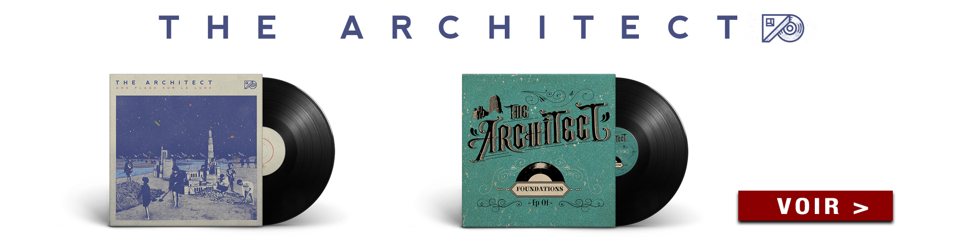 the architect boutique vinyle