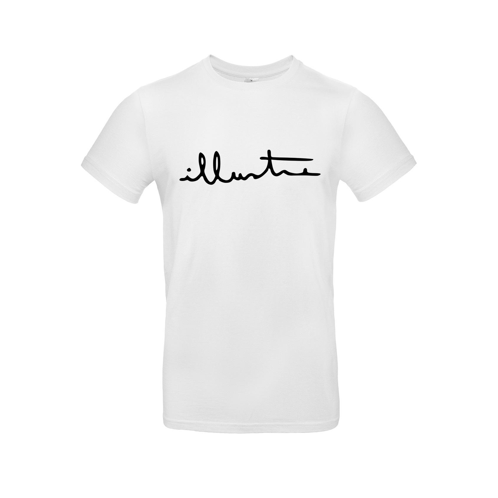 Illustre-t-shirt-blanc-logo-noir