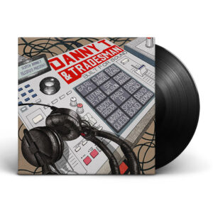 Danny-T-&-Tradesman-Built-For-Sound-more-Fyah-Vinyle-LP