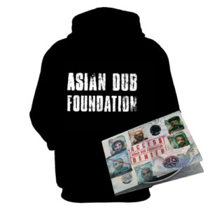 Asian dub foundation pack sweat cd