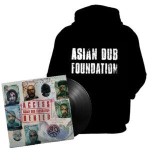 Asian dub foundation pack sweat vinyle