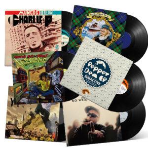 Mungo's hi fi pack 3 vinyles