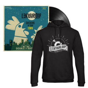 lentourloop pack sweat vinyle