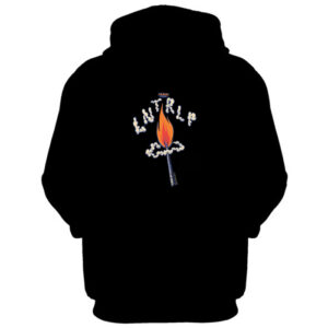 L'Entourloop-sweat-capuche-'Burn-Dem-Down'-back