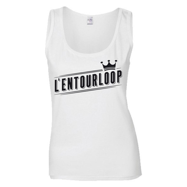 l-entourloop-debardeur-top-blanc-logo