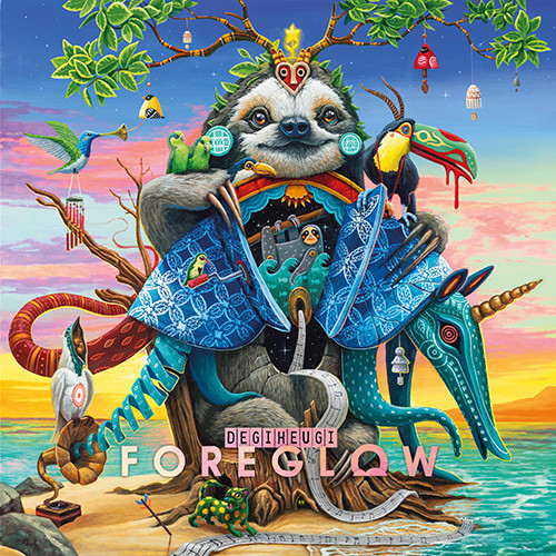 degiheugi-nouvel-album-foreglow-cover