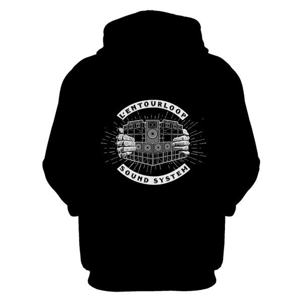 l-entourloop-hoodie-black-soundsystem-back