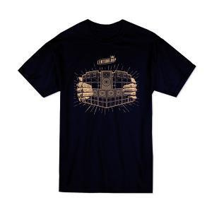 l-entourloop-tshirt-navy-soundsystem