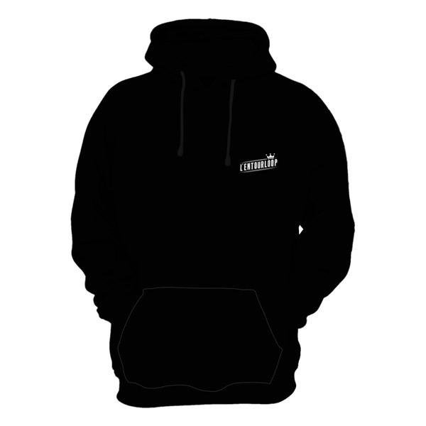 l-entourloop-hoodie-black-soundsystem-front