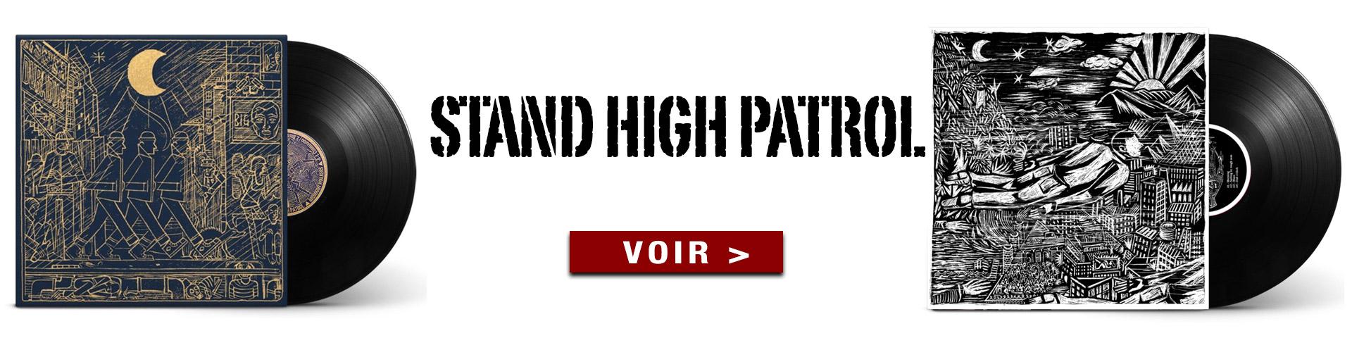 Stand-high-patrol-vinyles