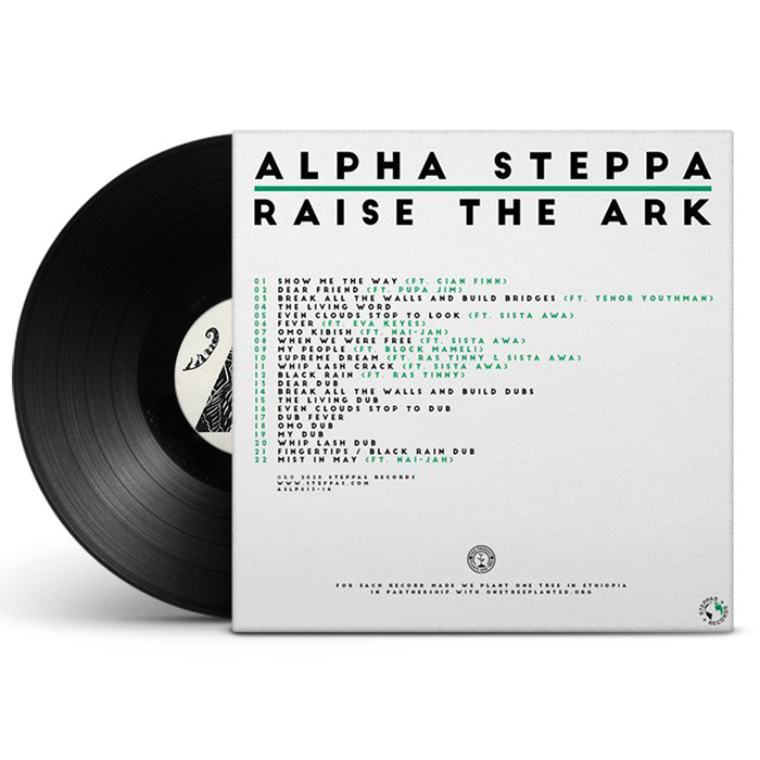 alpha-steppa-raise-the-ark-vinyle
