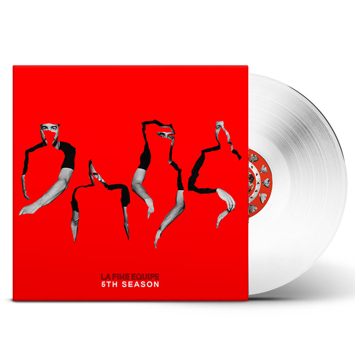 la-fine-equipe-5th-season-vinyle