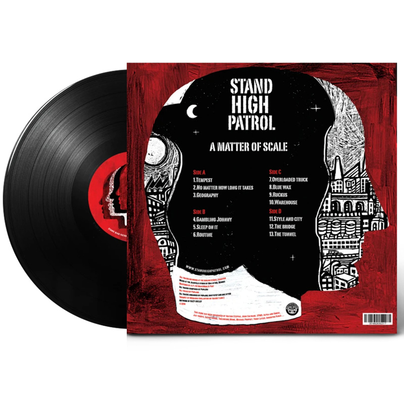 stand-high-patrol-a-matter-of-scale-vinyle-album