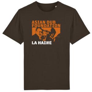 asian-dub-foundation-la-haine-t-shirt-chocolat-front