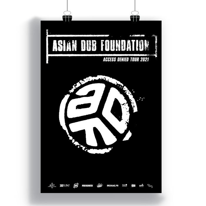 asian-dub-foundation-affiche-access-denied-tour